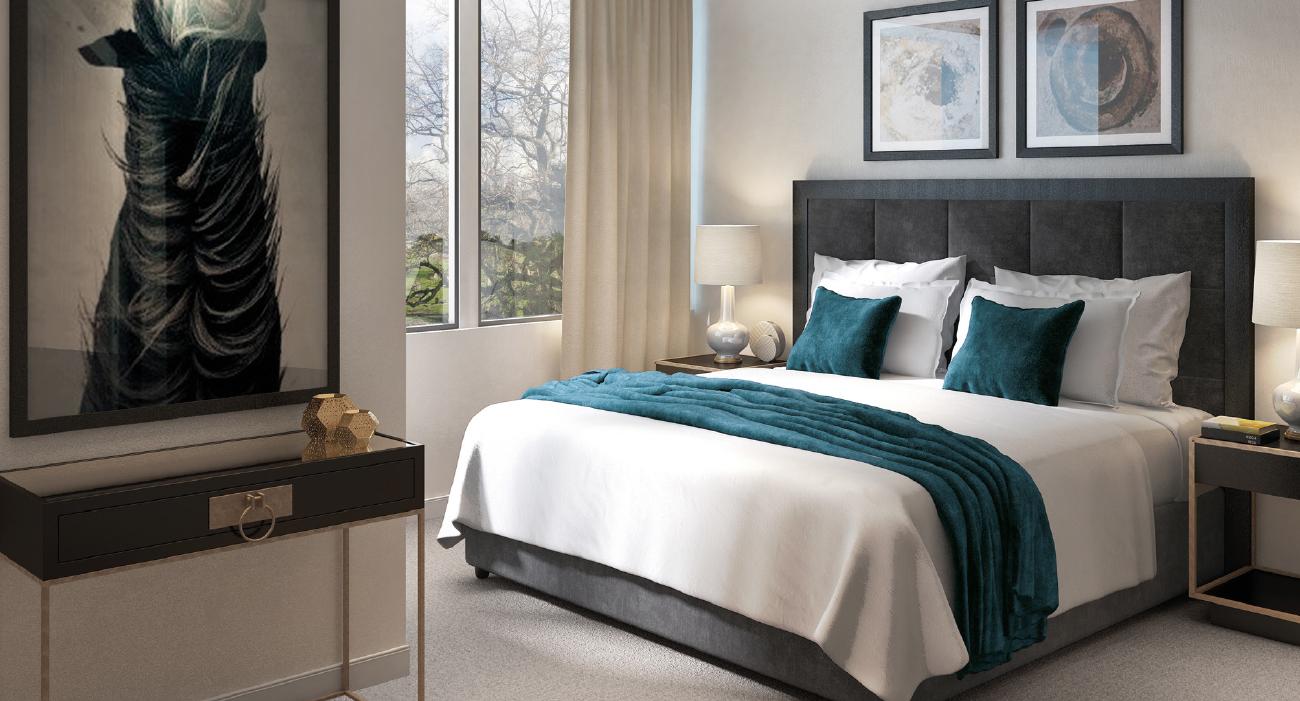 Quadrant cgi bedroom