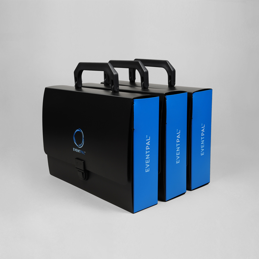 Event pal briefcase